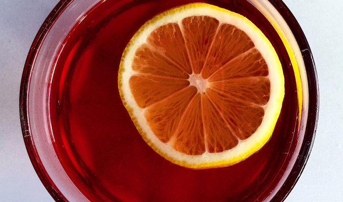 CRANBERRY LEMON WITH APPLE CIDER VINEGAR