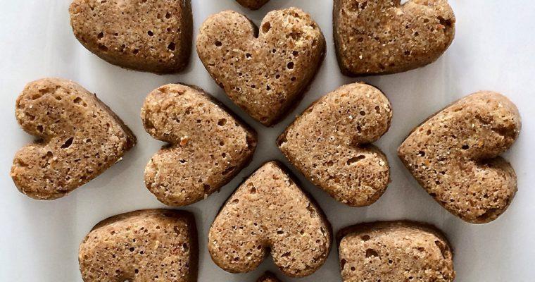 TAHINI FLAX HEARTS
